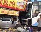 Xe khách lao vào nhà dân, 1 người chết, 3 người bị thương