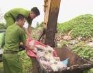Tiêu huỷ trên 4 tấn thuốc Amakông không rõ nguồn gốc
