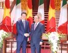 Thủ tướng: Việt Nam coi trọng quan hệ hợp tác nhiều mặt với Italia