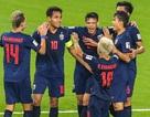 Giá trị đội hình tuyển Thái Lan gấp bốn lần tuyển Việt Nam