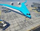 """Hà Lan phát triển máy bay thiết kế """"độc"""", chở khách ở cánh"""