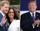 Ông Trump phân trần về phát ngôn gây tranh cãi với Công nương Anh Meghan