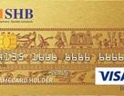 SHB điều chỉnh biểu phí dịch vụ thẻ ghi nợ quốc tế SHB Visa Gold