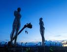 Bức tượng tình nhân nổi tiếng thế giới xuất hiện tại Việt Nam