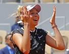 ĐKVĐ Simona Halep thua sốc trước tay vợt 17 tuổi