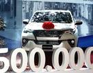 Toyota trở lại lắp ráp Fortuner, tăng giá bán