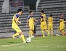 Đội tuyển Việt Nam tập cực sung trước trận gặp Curacao