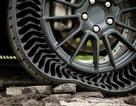 GM và Michelin thử nghiệm lốp không hơi
