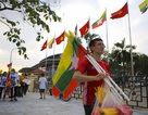 Người dân Phú Thọ phấn khích trước trận giao hữu U23 Việt Nam - U23 Myanmar