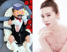 Lưu Thi Thi lần đầu khoe hình con trai hai tháng tuổi