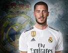 Real Madrid chính thức sở hữu Eden Hazard