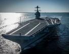 """Gặp trục trặc, tàu sân bay mới nhất của Mỹ bị """"trả về nơi sản xuất"""""""
