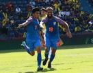Vượt qua Thái Lan, Ấn Độ giành hạng 3 tại King's Cup