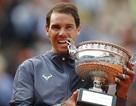 Nadal lập kỷ lục với 12 lần vô địch Roland Garros