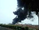 Máy bay chiến đấu Ấn Độ làm rơi bình nhiên liệu khi đang cất cánh