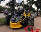 Dân chơi chi 800 triệu độ siêu môtô ba bánh cực chất