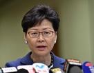 Lãnh đạo Hong Kong tuyên bố không rút dự luật gây tranh cãi