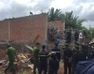 Đào bới khu giàn giáo sập chôn vùi 2 thợ xây, chỉ cứu được 1 người