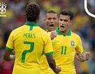Vắng Neymar, Brazil vẫn thắng đậm Honduras 7-0