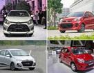 Phân khúc xe đô thị tháng 5/2019: Sôi động chờ VinFast Fadil, Honda Brio