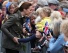 Công nương Kate Middleton ăn vận trẻ trung dự sự kiện