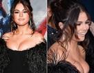 Selena Gomez khoe ngực nảy nở