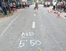 Bé gái lớp 4 đi xe đạp tử nạn dưới bánh xe ben