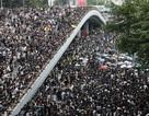 """Làn sóng biểu tình """"càn quét"""" Hong Kong giữa tranh cãi về dự luật dẫn độ"""