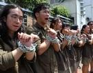 Người Hong Kong tập hợp biểu tình bằng cách nào?