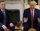 Tổng thống Trump thông báo đưa thêm 1.000 quân tới gần Nga
