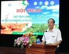 Trường ĐH Lâm Nghiệp phối hợp nghiên cứu giải quyết vấn đề chống sa mạc hóa