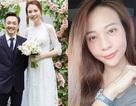 Đàm Thu Trang lên tiếng về tin đồn mang bầu với Cường đô la