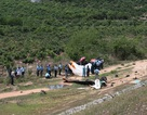 Đề xuất thăng quân hàm cho 2 phi công hy sinh trong vụ rơi máy bay