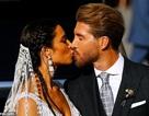 MC truyền hình 41 tuổi kết hôn với danh thủ Sergio Ramos