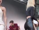 Kỳ lạ cuộc thi vô địch tát mông của các cô gái mê thể hình ở Nga