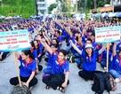 TP.HCM: Gần 20.000 sinh viên tình nguyện ra quân Tiếp sức mùa thi năm 2019