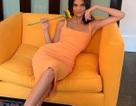 Kendall Jenner khoe dáng chuẩn với váy ôm sát