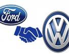 Ford và Volkswagen tiến gần đến thoả thuận hợp tác sản xuất xe chạy điện và xe tự lái