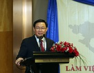 """Phó Thủ tướng muốn doanh nghiệp Việt """"cắm chốt"""" tại thủ phủ kinh tế lớn nhất Myanmar"""