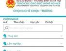 Thông tin mới về ứng dụng Chọn nghề - Chọn trường của Bộ LĐ-TB&XH