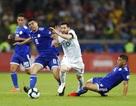 Messi ghi bàn, Argentina may mắn thoát thua Paraguay