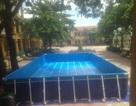 Nghĩ về dạy bơi cho học sinh