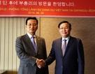 """Phó Thủ tướng Vương Đình Huệ nói về những """"sứ giả nhân dân"""" Việt - Hàn"""