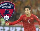 Đội bóng Pháp xác nhận Công Phượng sắp thử việc