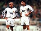 Hai ngôi sao Real Madrid Roberto Carlos và Luis Figo tái ngộ tại Việt Nam
