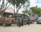 Công an nổ súng bắt giữ 7 đối tượng vận chuyển gỗ lậu trong đêm