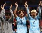 Thua cả 3 trận, nữ Thái Lan tay trắng rời World Cup