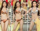 Thí sinh Hoa hậu Thế giới Việt Nam 2019 khoe dáng bốc lửa với bikini
