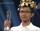 Nam sinh Gia Lai có tên lạ chiến thắng thuyết phục ở cuộc thi Tuần Olympia
