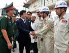 Việt Nam xây tặng Lào công trình tòa nhà Quốc hội mới